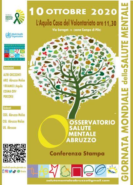 conferenza stampa osservatorio salute mentale
