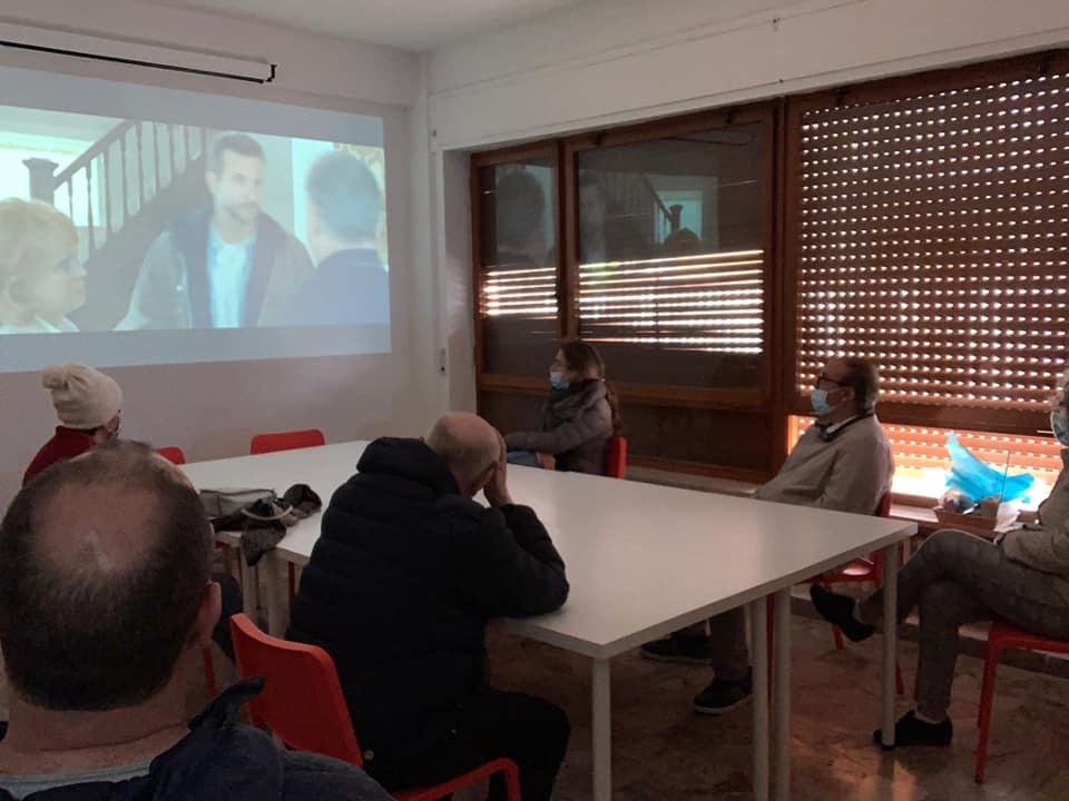 cineforum online e in presenza